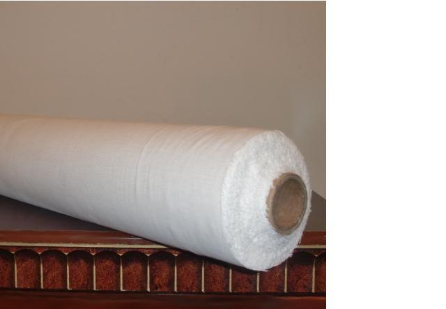 "61.5"" Wide Bleached Grade 90 Cheesecloth - 100 Yard Roll"