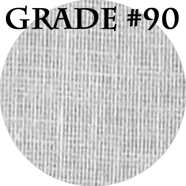 "6"" x 6"" Grade 90 Bleached Cheesecloth (100 Pk)"