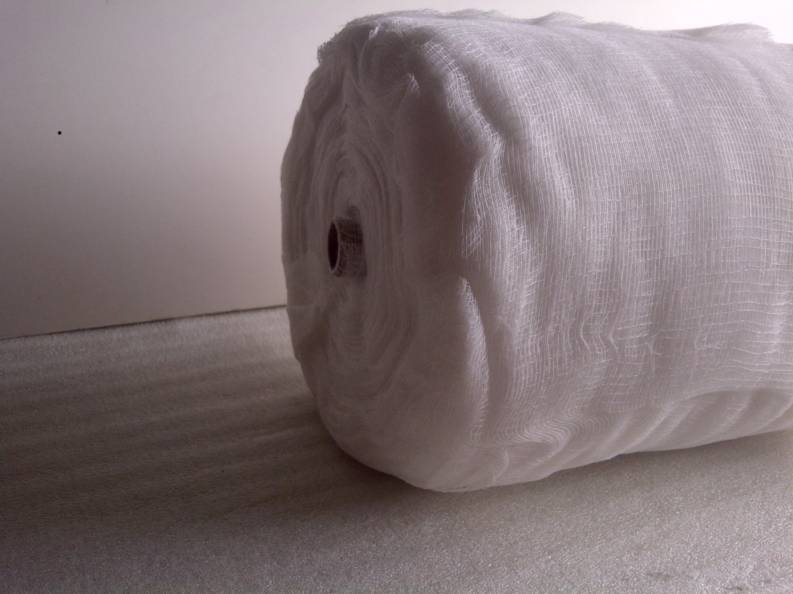 Grade 10 White Cheesecloth 85 Yard Roll